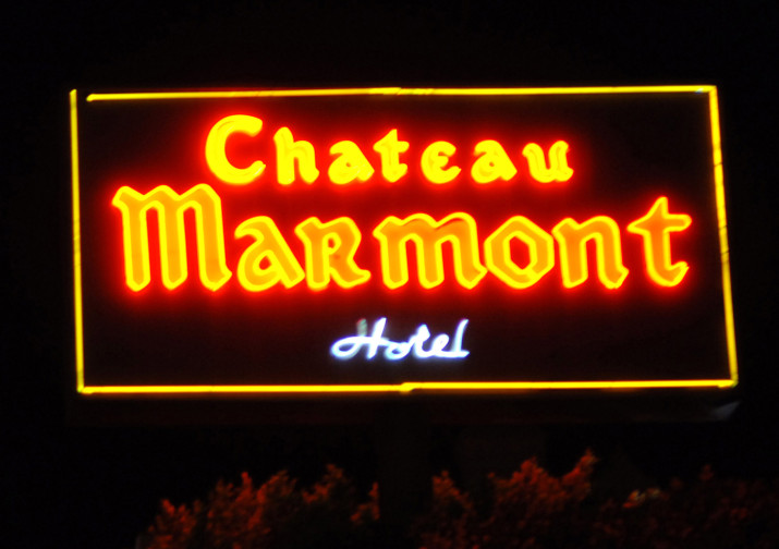 Chateau Marmont Hotel - File Photos - February 15, 2006