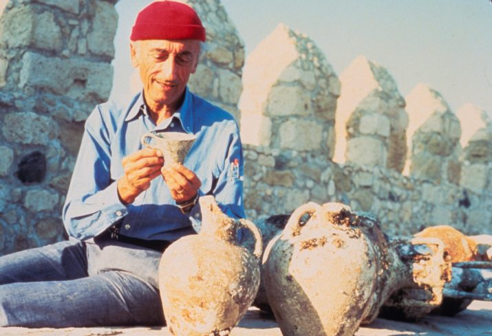 Jacques Yves Cousteau. (Photo by: Marka/UIG via Getty Images)